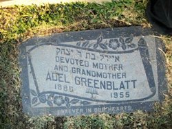 Adel Greenblatt