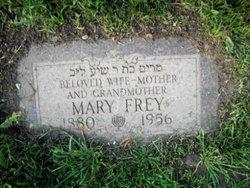 Mary <I>Diener</I> Frey