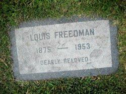Louis Freedman