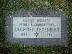 Siegfried Lederman