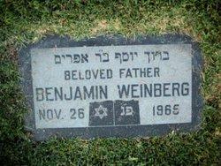 Benjamin Weinberg