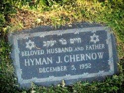 Hyman J Chernow