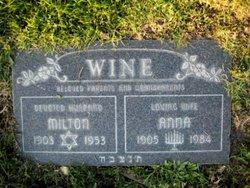 Milton Wine