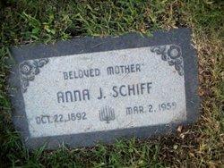 Anna J Schiff