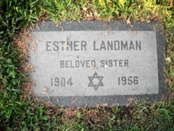 Esther Landman