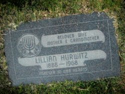 Lillian Hurwitz