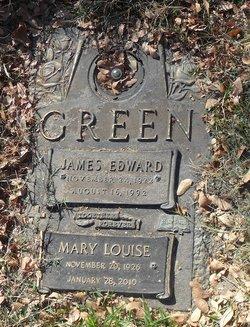 Mary Louise <I>Lafield</I> Green