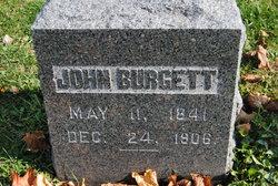 John Burgett