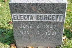 Electa Burgett