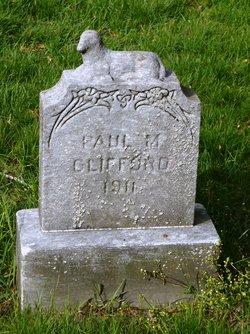 Paul M Clifford