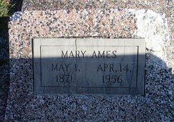 Mary <I>Sears</I> Ames