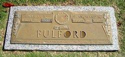 Blanchard W Fulford