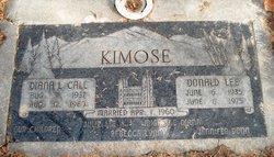 Diana Louise <I>Call</I> Kimose