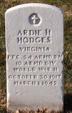Ardie H Hodges