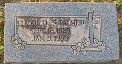 Elizabeth S Palmer