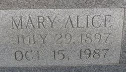 Mary Alice Ferguson