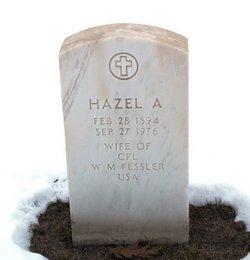 Hazel Aletha <I>Kothman</I> Fessler