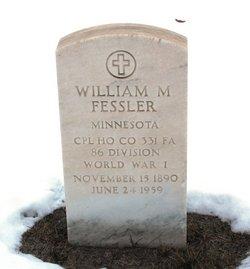 Corp William Matthias Fessler