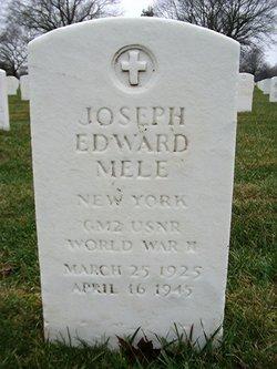 Joseph Edward Mele