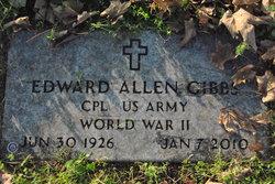 "Edward Allen ""Frog"" Gibbs"
