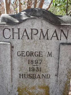 George Mellersh Chapman