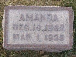 Amanda Mabel <I>Blair</I> Bacon