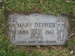 Mary <I>Tomascik</I> Derner