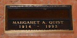 Margaret Allene Quist