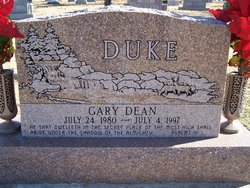 Gary Dean Duke