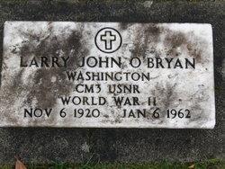 Larry John O'Bryan