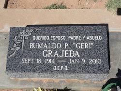 """Rumaldo Perez """"Geri"""" Grajeda"""