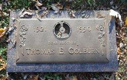 Thomas E Colburn