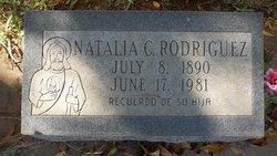 Natalia <I>Casillas</I> Rodriguez