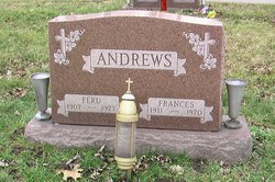 Frances <I>Lechtanski</I> Andrews