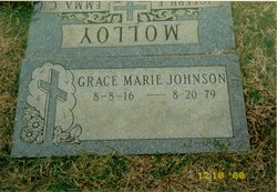 Grace Marie <I>Harkins</I> Johnson