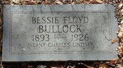 Bessie <I>Floyd</I> Bullock