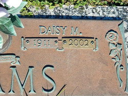 Daisy Marie <I>Arkebauer</I> Adams