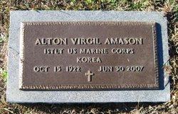 Alton Virgil Amason