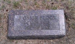 James Orion Flock