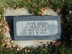 Henry B Burton