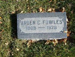 Arden Charles Fowles