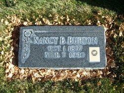 Nancy Eliza <I>Brooks</I> Burton