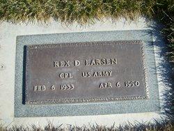 Rex Dee Larsen