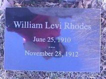 William Levi Rhodes
