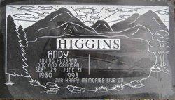 Ambrose  Andy  Higgins