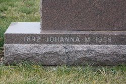 Johanna M. <I>Kaiser</I> Branning