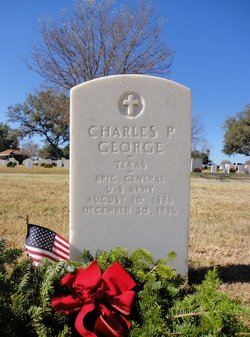"""BG Charles Peasley """"Toddy"""" George"""