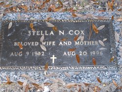 Stella <I>Neely</I> Cox