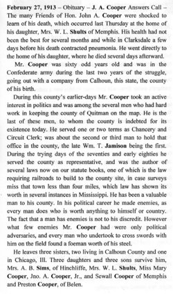 John Addison Cooper
