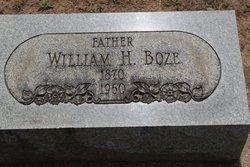 William Henry Boze